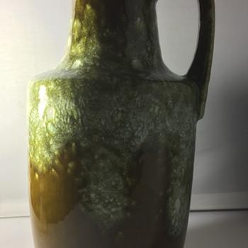 Fat lava jug  - Pottery