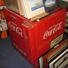 Help with Vintage Coca Cola Cooler