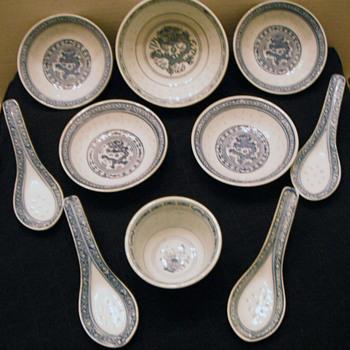 Asian riceware