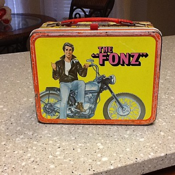 Happy Days lunch Box 1976 - Movies