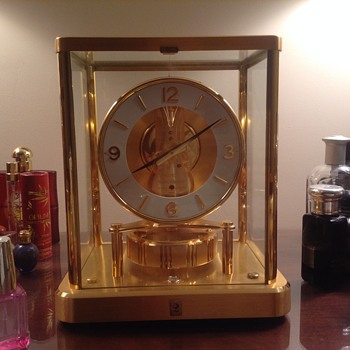 ATMOS 540 LE COULTRE  ClOCK - Clocks