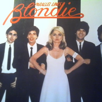 "Blondie ""Parallel Lines"""