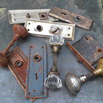 old doorknobs, again - Tools and Hardware