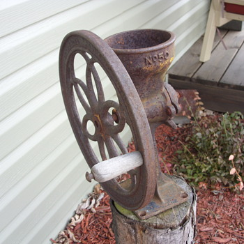 old coffee grinder ? - Kitchen