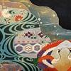 Japanese Silk Panel #3 - my favorite!