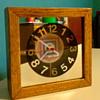 Virgil Thrasher clock by Hoursakes (1976)