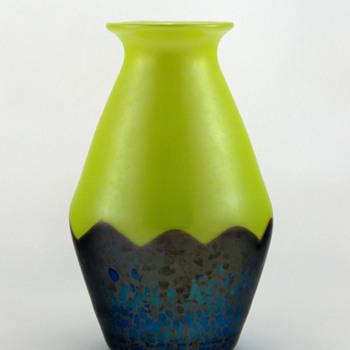 Loetz Ausf 226 Vase ca 1925 - Art Glass