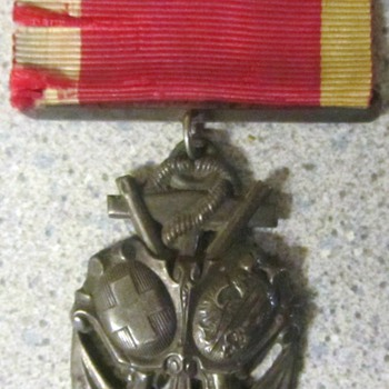 Mystery Medal - Medals Pins and Badges
