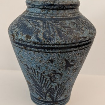 Studio Pottery Vase - Possibly Greek?  - Pottery