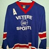 Vintage 1940's or 50's Hockey Jersey (Unsure of Age)