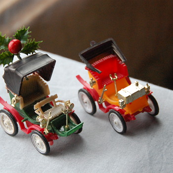 Peugeot Model / Nugget Cars by KMC - Model Cars