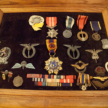 Medal and Order group of Jaroslav Sustr (Operation Anthropoid) - Military and Wartime