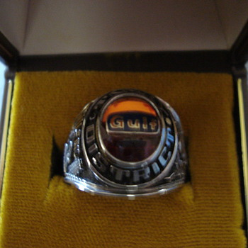 Corporate Class Ring - Fine Jewelry