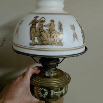 Oil lamp mystery