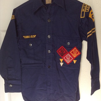 1940 Cub Scout uniform - Sporting Goods