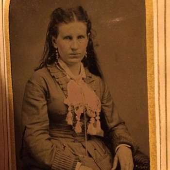 Post Civil War Era Tintype Photos Part Two - Photographs