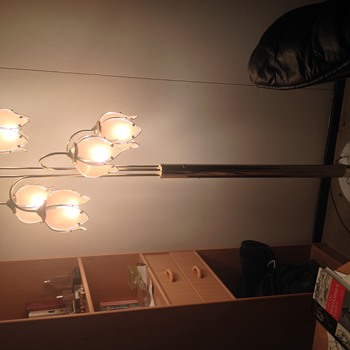 REMEX FLOOR LAMP - Lamps