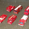 Matchbox Fire Engines From The Fire Station Post