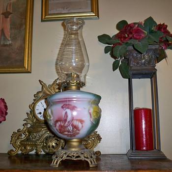 Venus oil lamp - Lamps