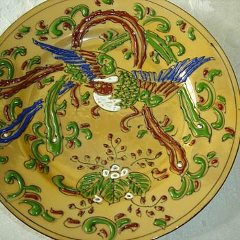 Hand painted Nippon, made in Japan--tea set, chocolate set?? grandma's - China and Dinnerware