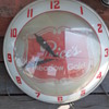 1950s Prices Meadow Gold Dairy Clock