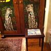 Asian Watercolor Table