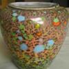 End of day vase Murano table lighter/ vase