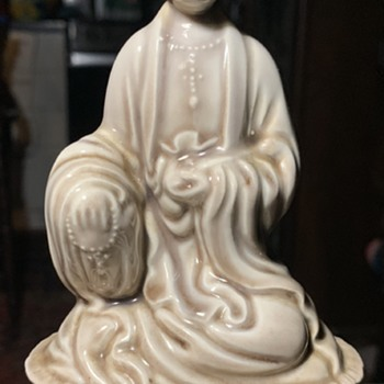 Quanyin by Roselane of Pasadena?! - Pottery