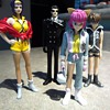 Unknown Japanese Anime Characters Figures