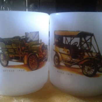 car mugs by hazel atlas?