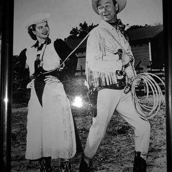 LoneRanger & Tonto / & Roy Rogers & Dale Evans  - Photographs