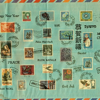Merry Christmas & Happy New Year 2020 - Stamps