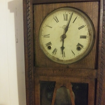 Vintage Wall clock - Clocks