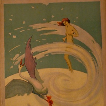 Shadowland Magazine ~ February 1922-April 1922 ~ AM Hopfmuller - Art Deco