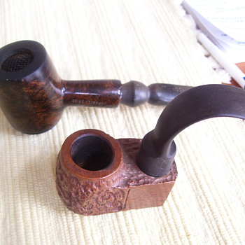 My fathers pipe - Tobacciana
