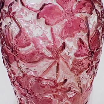Martele hand wrought dogwood pattern  by Reuben Haley