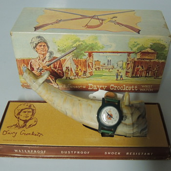 DAVY CROCKETT WRISTWATCH - Wristwatches