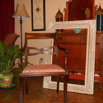 Recent auction find - Furniture