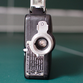 Kodak Magazine Ciné Camera
