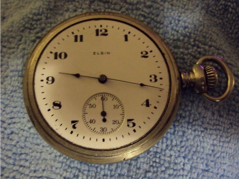 Elgin Pocket Watch Collectors Weekly