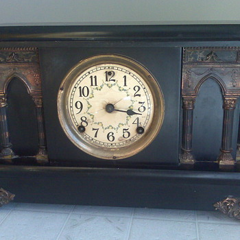 A Sessions clock - Clocks