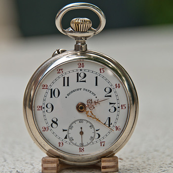 Roskopf pocket watch - Pocket Watches