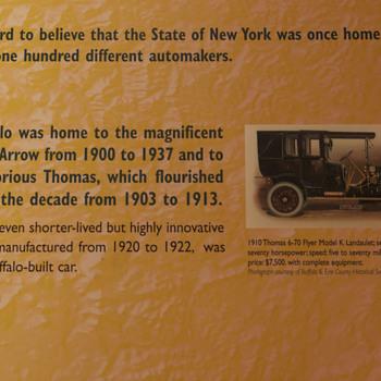 Saratoga Automobile Museum, Saratoga Springs, NY  - Classic Cars