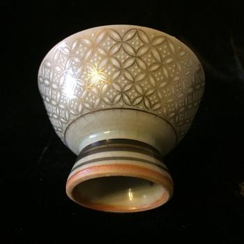 Sake cup - Asian