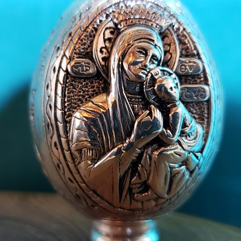 Greek Orthodox Egg