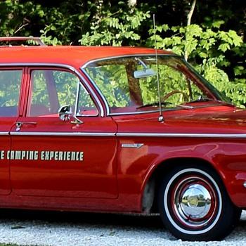 61 Corvair wagon .. ... - Classic Cars