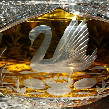 Hand-Cut Crystal Made in Poland - Glassware
