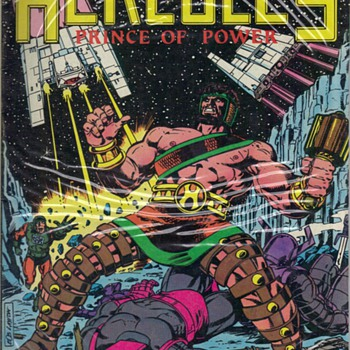JUST FOR KICKS - COMICS - HERCULES - Comic Books