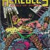 JUST FOR KICKS - COMICS - HERCULES