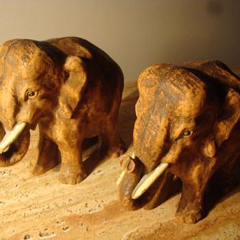 Elephants 2!! - Animals